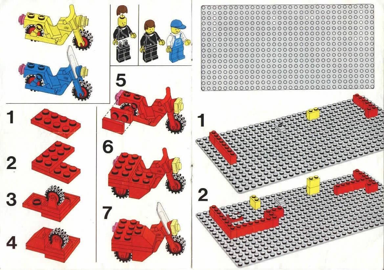 Инструкция как сделать lego