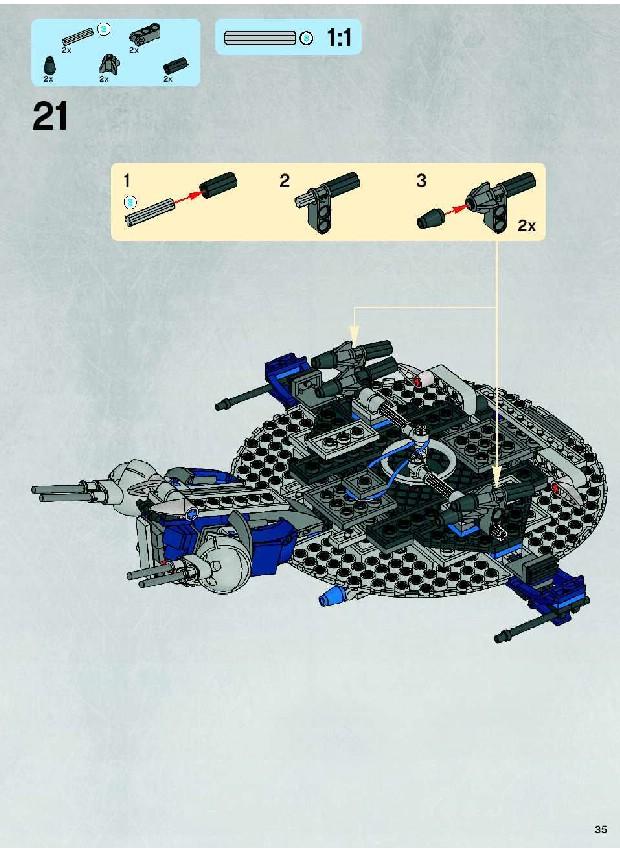 Droid Gunship Instructions Description Droid Gunship