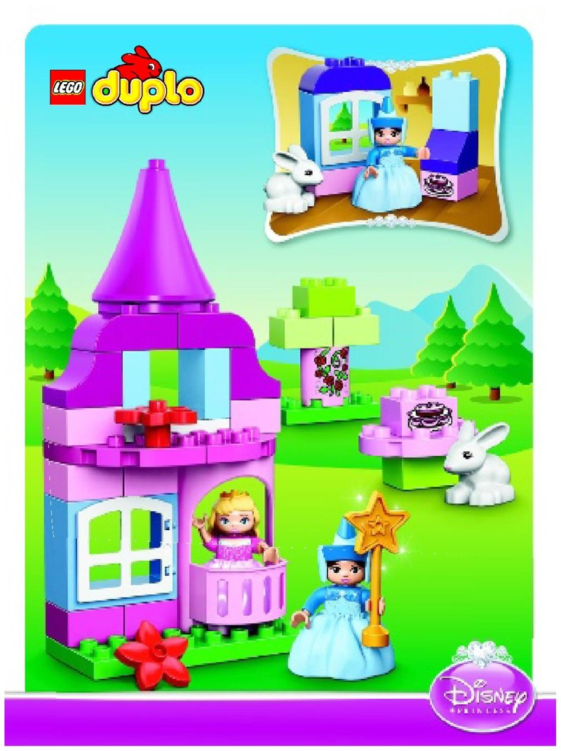 lego duplo farm instructions 10525