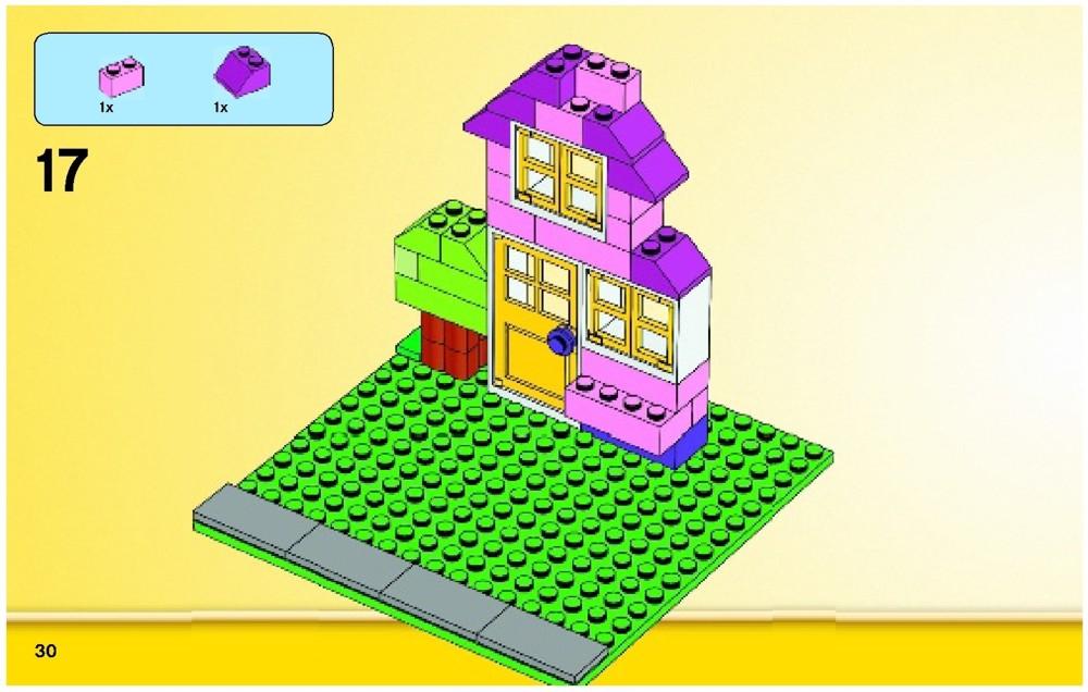 lego 10698 building instructions