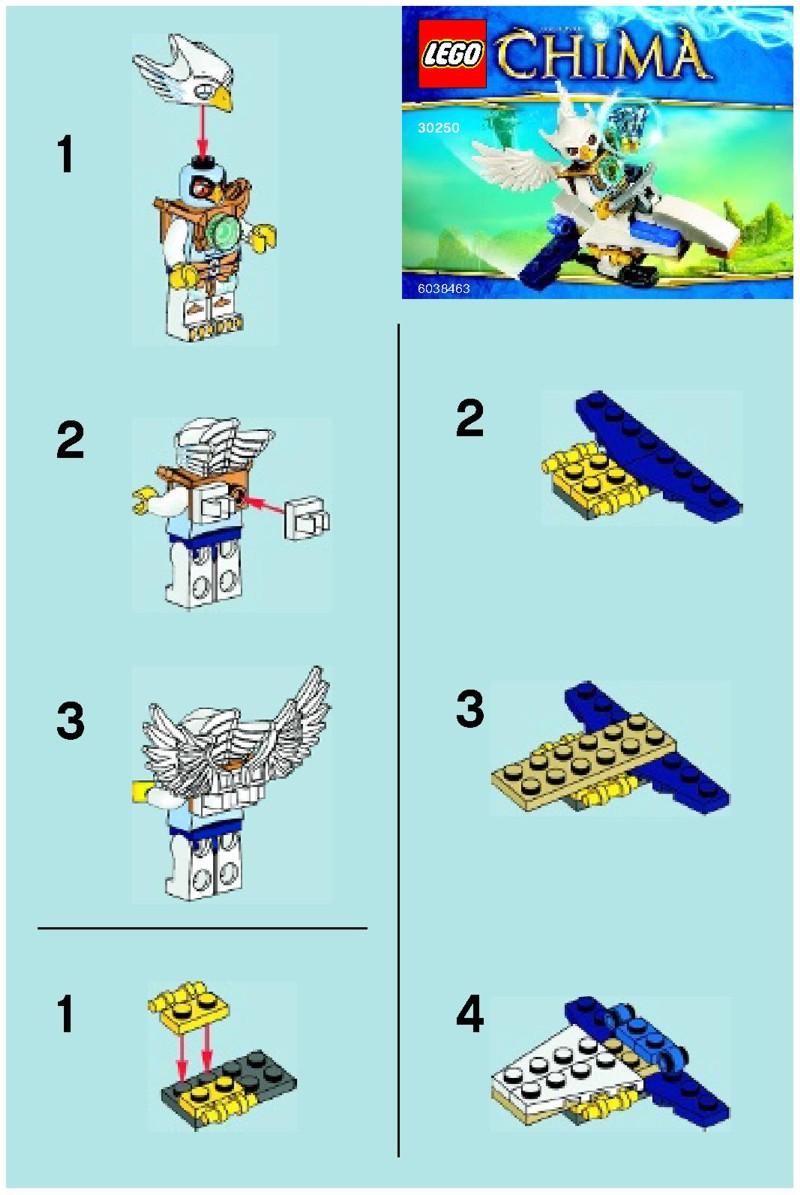 Лего Инструкции По Сборке Чима - countservice