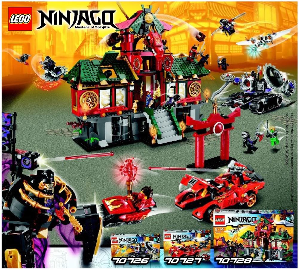 lego ninjago thunder raider instructions
