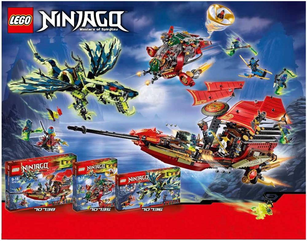 lego ninjago 70747 instructions